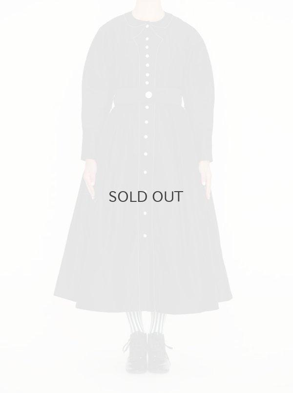 画像1: プペコートドレス・ブラック