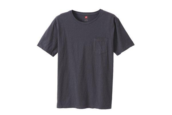 画像1: ポケット付きTシャツ(CH)