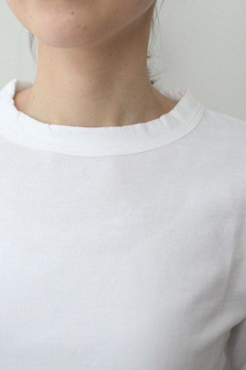 1: 30/-天竺 長袖Tシャツ(6616:WH)