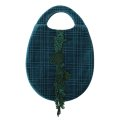 forest parade egg bag(XA9559: BL)