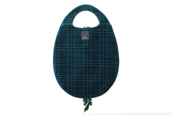 画像2: forest parade egg bag(XA9559: BL)
