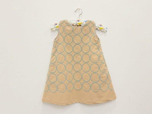 画像2: 子供服 tambourine ワンピース (YS3265:YS3266)