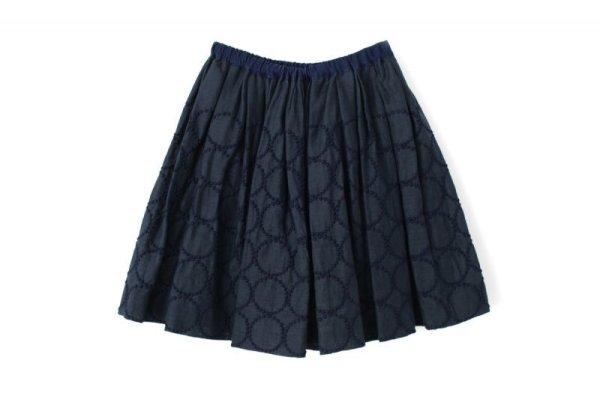 画像1: 子供服 tambourine スカート(WS5048P:NV)