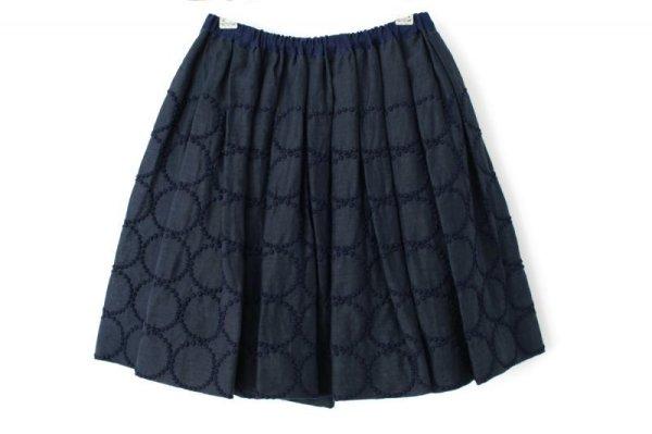 画像2: 子供服 tambourine スカート(WS5048P:NV)