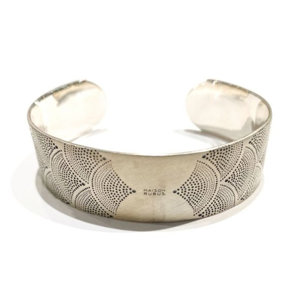 画像1: art deco bangle