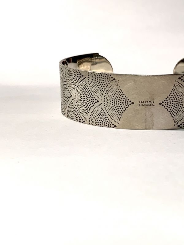 画像2: art deco bangle